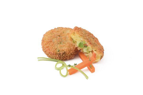 Gemüse Laibchen tiefgekühlt von Caterline